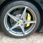 Ferrari 458 Italia Black
