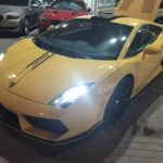 Lamborghini Gallardo LP560-4 Yellow