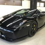 Lamborghini Gallardo Spider Black