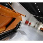 Lamborghini Gallardo LB-WORKS Orange