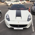 Ferrari California White